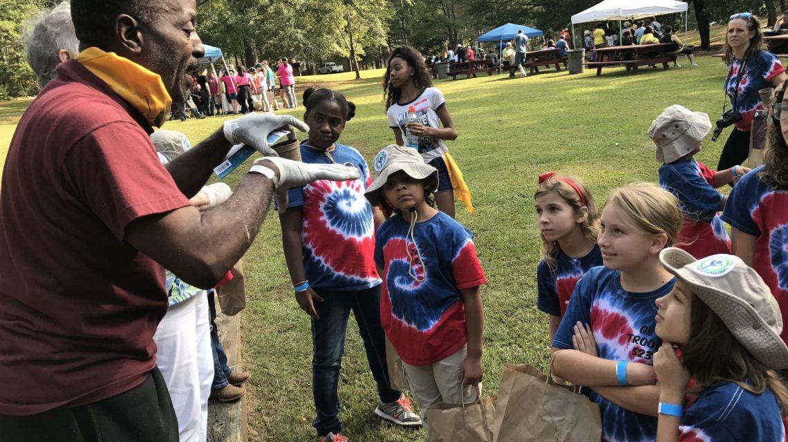 Join us for National Junior Ranger Day