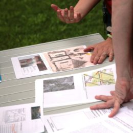 Historic records give archaeologist a starting place