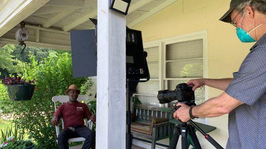 Behind the Scenes: Flat Rock Video Shoot