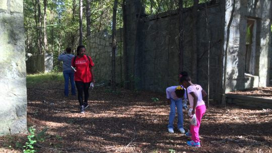 Discover Geocaching at the Arabia Mountain National Heritage Area