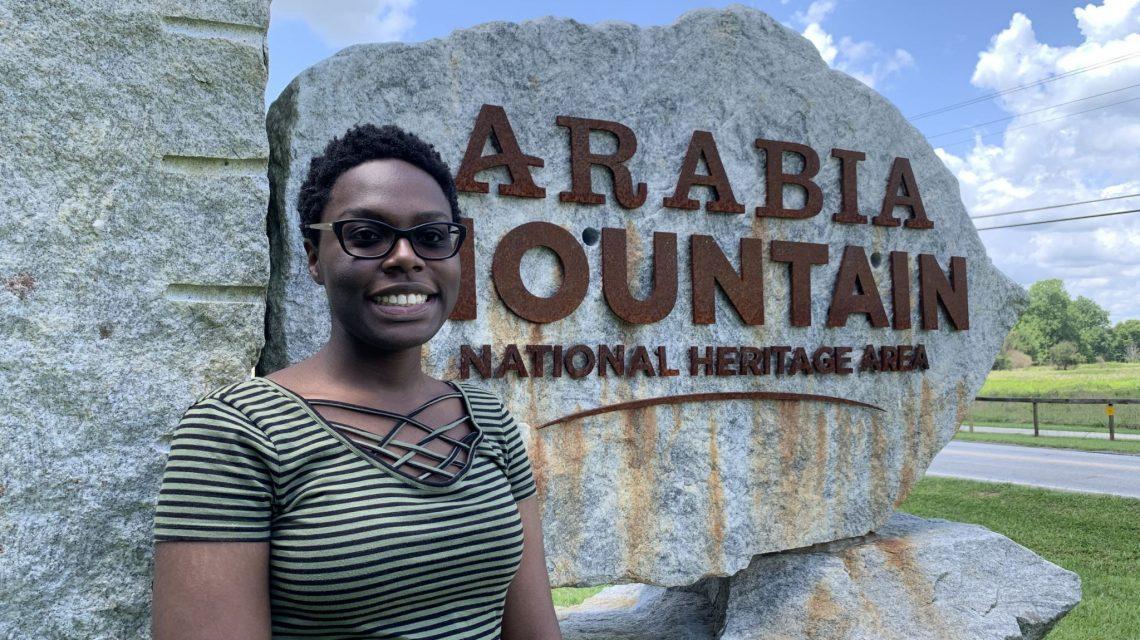 Meet Arabia Mountain Intern, Alyssa Jones