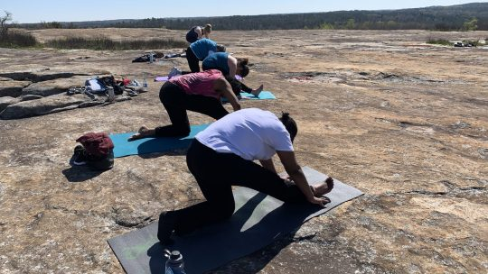 Monadnock Mindfulness: A Weekend of Mountaintop Yoga