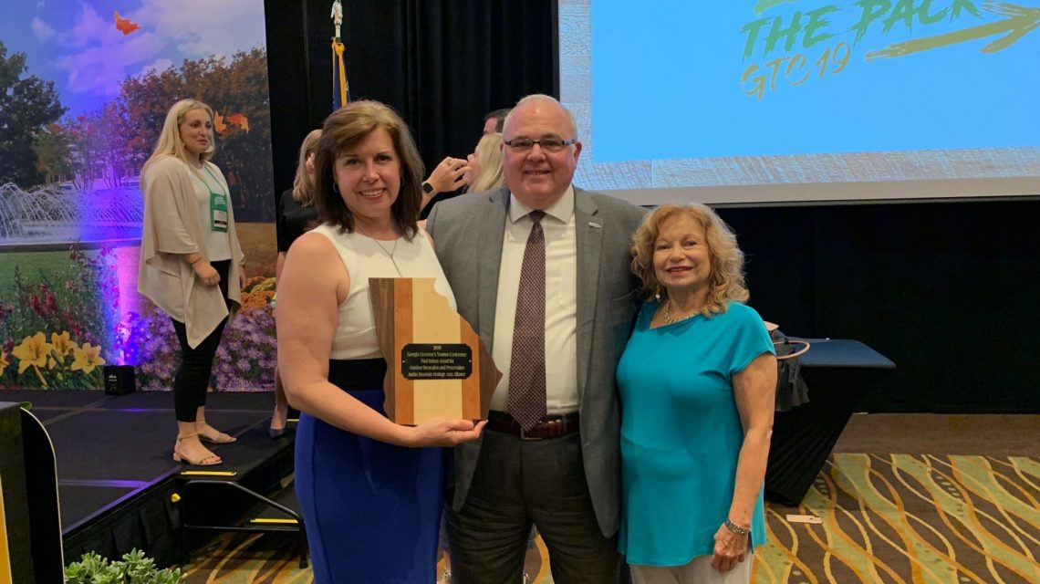 Arabia Alliance Honored at Georgia Governor's Tourism Conference