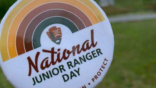 Join the Junior Ranger Scavenger Hunt