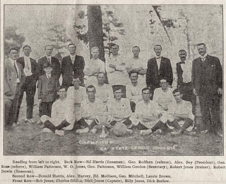 soccer asssociation amateur Georgia