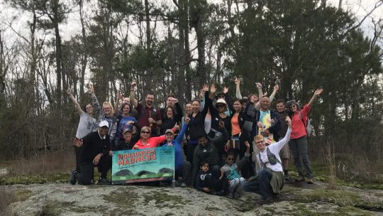 Monadnock Madness Returns for the First Triple Hike of the Year!