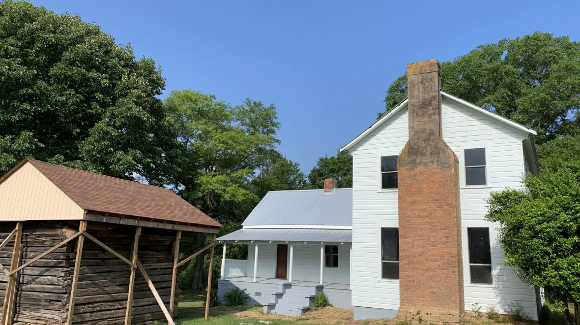 Preservation in Progress: Update on the Lyon Farm