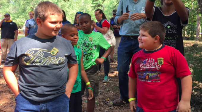 Entry to Exploration: Join the Junior Ranger Program