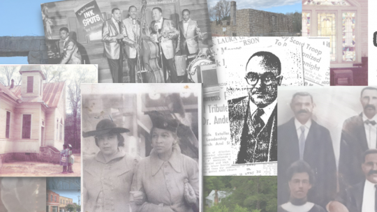 Black History Month in the National Heritage Area