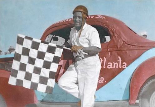 Ben Muckles Lithonia Speedway Georgia African-American racing