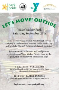 Wade-Walker Volunteer Event