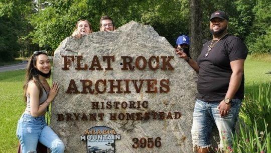 Tour the Flat Rock Archives!